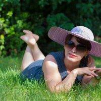 Fun on the park. :: Cristina Garabajiu