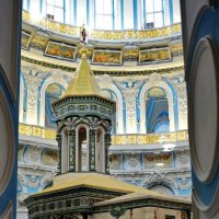 Новый Иерусалим. Воскресенский собор. Гроб Господень :: Николай Варламов