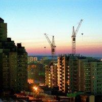 Город :: Сергей Буданов