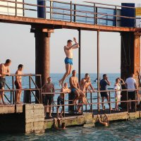 Отдых на море или  GANGNAM STYLE :: Dr. Olver  ( ОлегЪ )