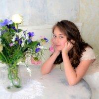 Цветы :: Ната Еременко