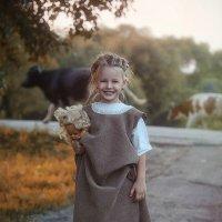 В деревне :: Elena Fokina