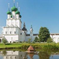 Церковь Иоанна Богослова. :: Виктор Евстратов