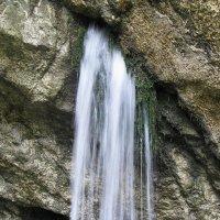 Водопад  в  Абхазии «Девичьи слезы» :: Валерия  Полещикова