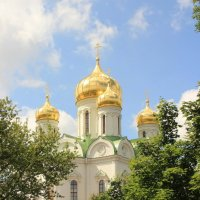 Екатерининский собор :: Вера Моисеева