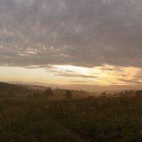 рассвет панорама :: Евгений Вяткин