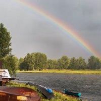 Место где рождается радуга :: Pavel Rakhimberdiev