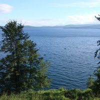 озеро Тургояк :: Вера Ярославцева