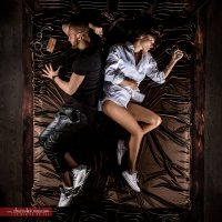 Обложка для нового альбома Тимура TIMBIGFAMILY :: Фотограф Андрей Журавлев