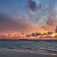 Мальдивские закаты :: Сергей Рычков
