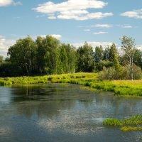 Озеро :: Оксана Галлямова