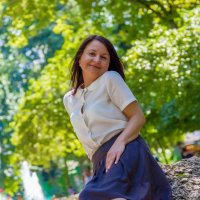 Фото на природе :: Сергей Гриценко