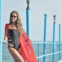Красивая девушка из Алматы :: Вера Шелепова