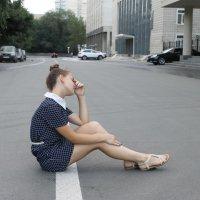 Новосибирск август 2016, прогулка :: Альбина Козина
