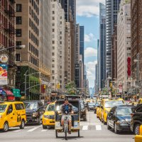 Нью-Йорк :: Лёша