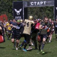 Tough Viking - гонка на выживание. :: Жанна Кедрова
