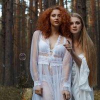 Лесные нимфы) :: Вероника Кричко