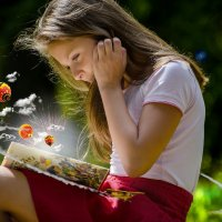 Сказка не должна заканчиваться, даже если детство уходит.. :: Лилия .