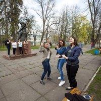 Фотосессия выпускников лицея :: Николай Хондогий
