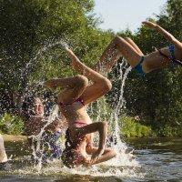 Водные развлечения :: Юля Колосова