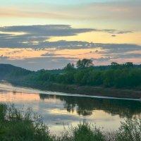 Вечерняя река :: Валентин Котляров