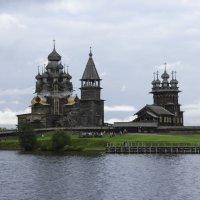 Церковь Преображения Господня. 1714 г. Кижи. :: George Nik