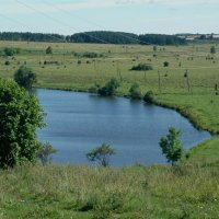 Река Зуша :: Николай Филоненко