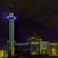 Центральная мечеть.  Ижевск – город в котором я живу! :: Владимир Максимов