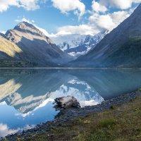 Озеро Ак-Кем и гора Белуха :: Denis Avramchuk