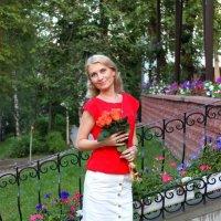 люблю лето :: Светлана Сметанина