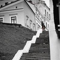 Минские дворики :: Дмитрий Шишкин