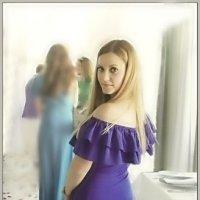 Подруга выходит замуж :: Григорий Кучушев