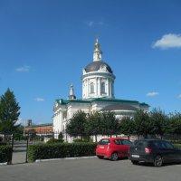 Церковь Архангела Михаила в Коломне :: Мила