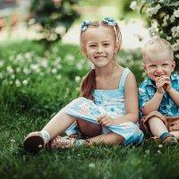 Дети :: Ольга Никонорова
