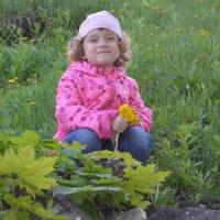 а это моя дочка Даша :: Марина Титкова