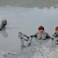 Грязевые ванны :: Владимир