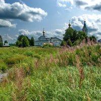 Село Санино :: Валерий Толмачев