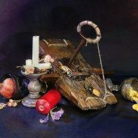 Флорентийский замок с фруктами и жуками :: Игорь Терехин