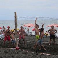 Игры на песке :: Наталья (D.Nat@lia) Джикидзе (Берёзина)