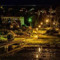 Ночной вид с крыши :: Дмитрий Колесников