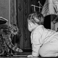 """""""Пока ты еще мал и слаб, но у тебя есть время.."""" :: Анна Санжарова"""