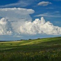 Переменная облачность :: Виктор Четошников