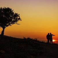 закат :: Ksenia Sun