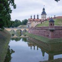 Замок Радивилов в Несвиже :: Александр
