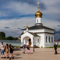 Дворик Абалакского Знаменского мужского монастыря :: Дмитрий Сиялов