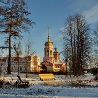 Зима в Алтуфьево :: Olcen - Ольга Лён