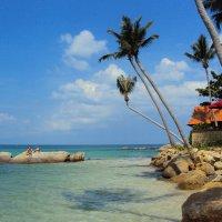 На острове Пангане :: Elen Dol