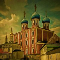 Да будет свет Веры с  нами всегда.. :: Tatiana Markova