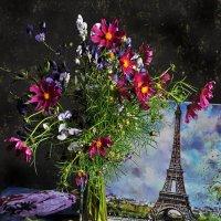 Мечта о париже :: Елена Смирнова