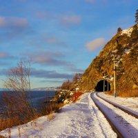 Впереди очередной тоннель :: Анатолий Иргл